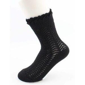 "Socken ""Tinca"" schwarz"