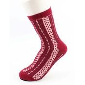 """Socks """"Mena"""" red"""