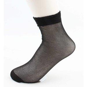 """Socken """"Basic"""" schwarz"""