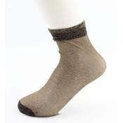 "Socks ""Basic"" yellow"