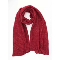 """Scarf """"Maudy"""" red"""