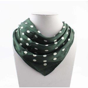 """Bandana """"Dots"""" grün"""