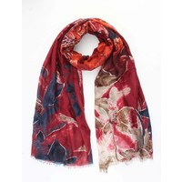 """Scarf """"Moa"""" red"""