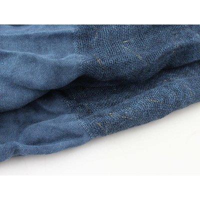 "Schal ""Nomi"" blau"