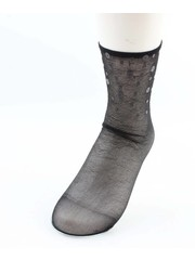 """Socken """"Universum"""" schwarz"""