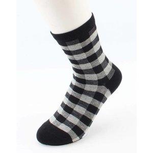 """Socks """"Diamond"""" black"""