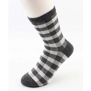 "Socken ""Diamant"" grau"