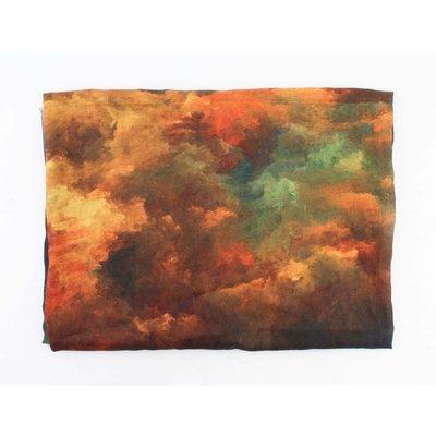 """Sjaal """"Wolken"""" ass kleuren"""