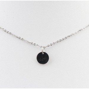 """Necklace """"Sagittarius"""" silver"""