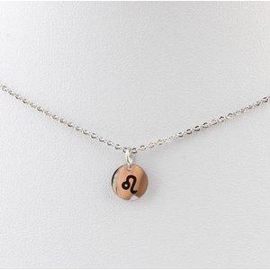 """Necklace """"Lion"""" silver"""
