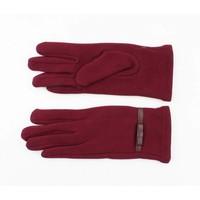 """Gloves """"Merlyne"""" red"""
