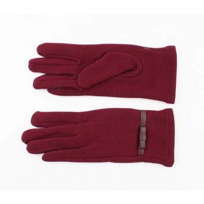 """Handshoenen """"Merlyne"""" rood"""