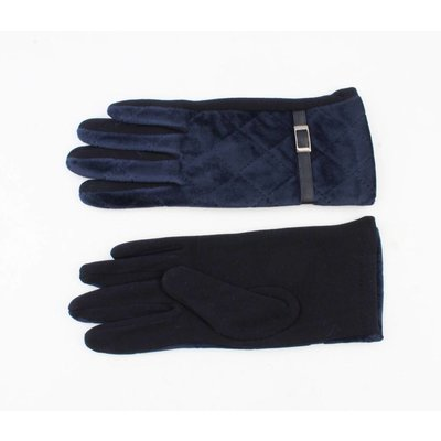 "Gloves ""Classic"" blue"