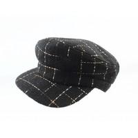 "Newsboy cap ""Billy"" black"