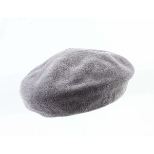 "Beret ""Josefine"" dark grey"