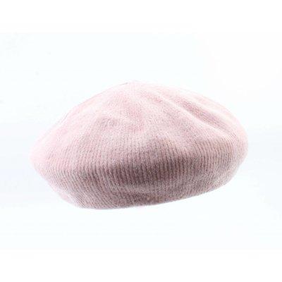 "Beret ""Josefine"" pink"
