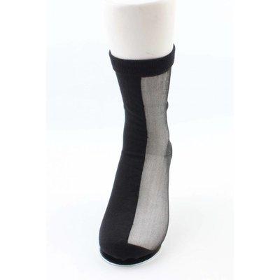 "Socks ""Double"" black, per 2 pairs"