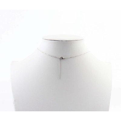 """Halskette """"Schütze"""" silber"""