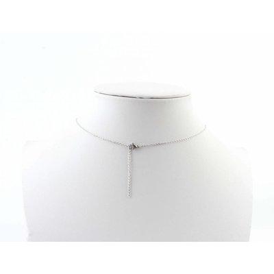 "Halskette ""Jungfrau"" silber"
