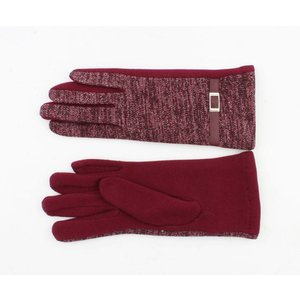 "Gloves ""Babbette"" red"