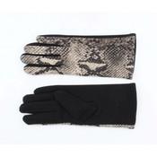 """Handschoenen """"Slang"""" grijs"""