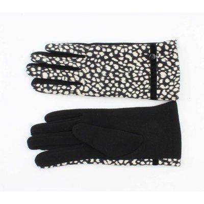 """Handschoenen """"Belfi"""" zwart"""