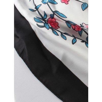 """Bandana """"Blossom"""" white"""