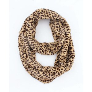 "Loop sjaal ""Bryanna"" bruin"