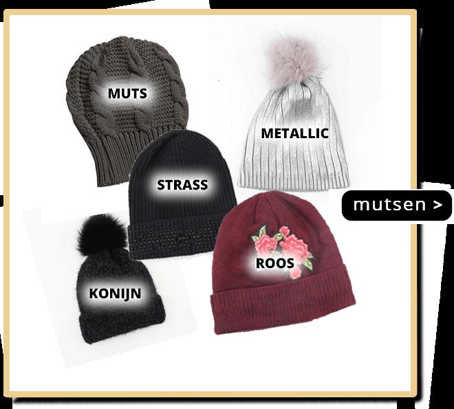 Nieuwe Winter Muts Collectie