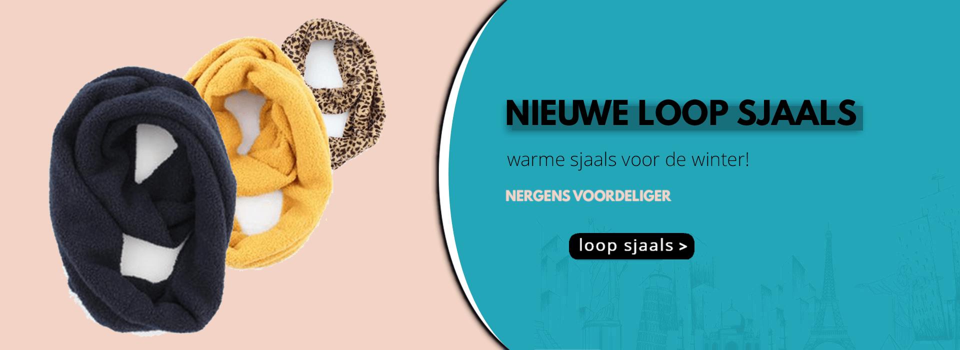 Mode Accessoires & Sieraden Groothandel - Tassen Sjaals & Bijoux banner 1