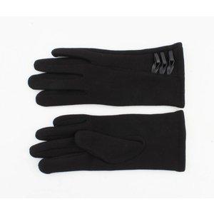 """Gloves """"Shyrza"""" black"""