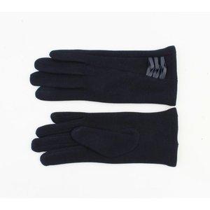 "Gloves ""Shyrza"" blue"