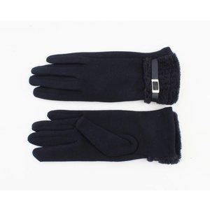 "Gloves ""Erica"" blue"