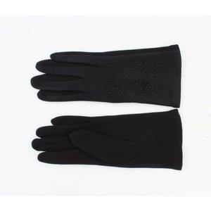 """Handschoenen """"Runa"""" zwart"""