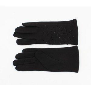 """Gloves """"Stine"""" black"""