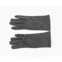 "Gloves ""Stine"" melee grey"