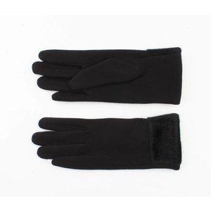 """Gloves """"Ilva"""" black"""