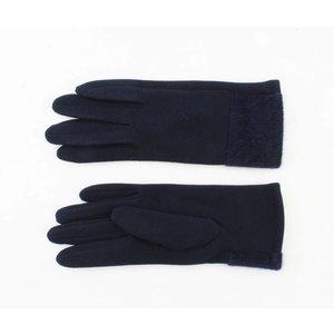 "Handschuhe ""Ilva"" blau"