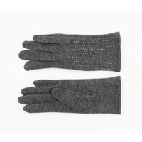 "Gloves ""Siri"" grey"
