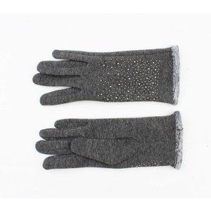 "Gloves ""Ari"" melee grey"