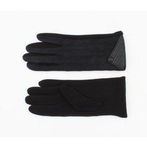 """Gloves """"Asa"""" black"""