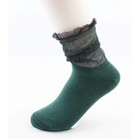 "Socks ""Brendy"" green"