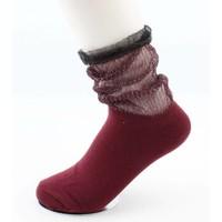 "Socks ""Brendy"" red"
