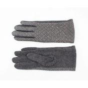 """Handschoenen """"Piroska"""" Melee grijs"""