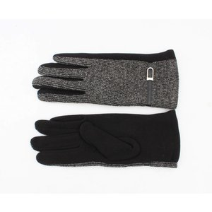 "Gloves ""Tünde"" black/anthracite"