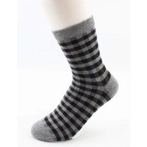 "Socken ""Etelka"" grau"