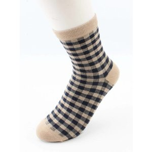 "Socks ""Etelka"" brown"