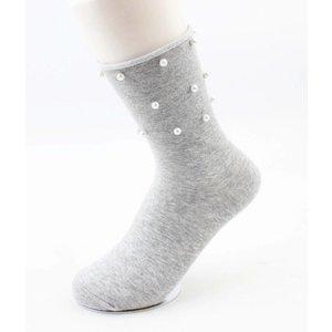 "Socks ""Csilla"" grey"