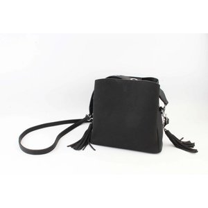 "Cross body bag ""Ibolya"" black"