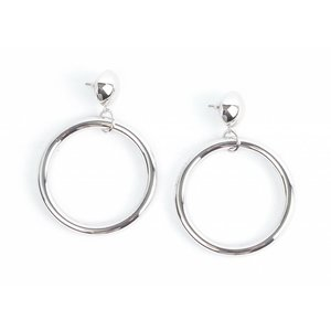 """Earring """"Kool"""" silver"""